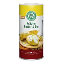 Kräuter-Butter & Dip